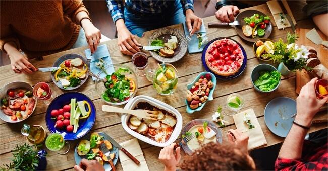 Distribuire bene i pasti salva il fegato