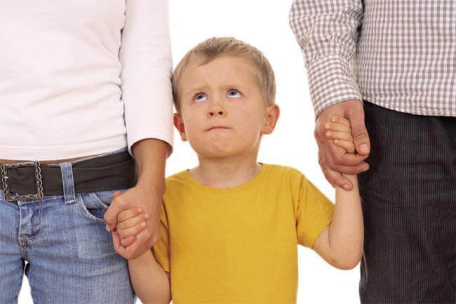 Divorzio riuscito ma i figli soffrono. Perchè?