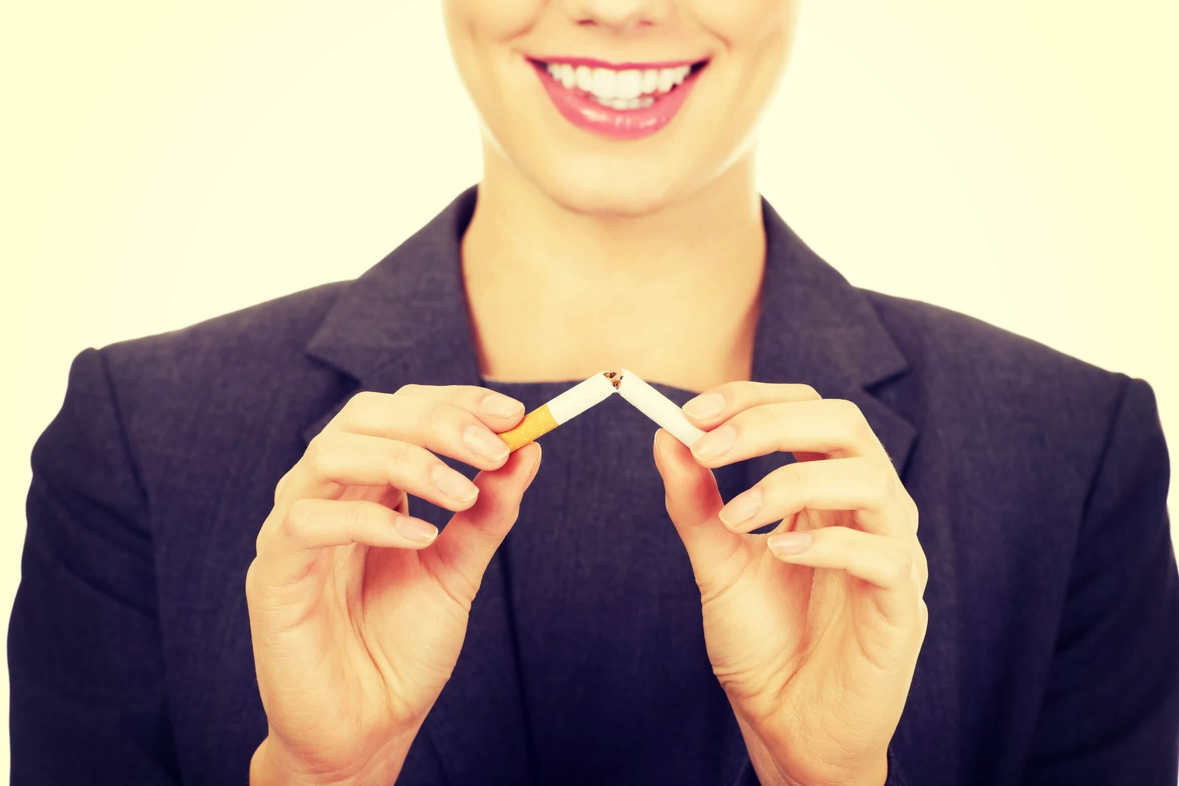dimagrire velocemente dopo aver smesso di fumare