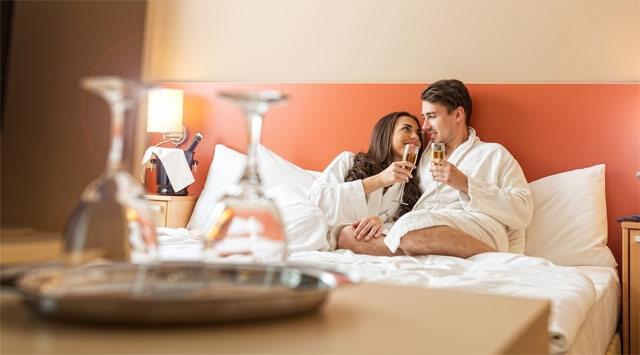 Eros: per la coppia è un'assicurazione sulla vita!