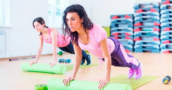Forma fisica: mantienila con due semplici esercizi
