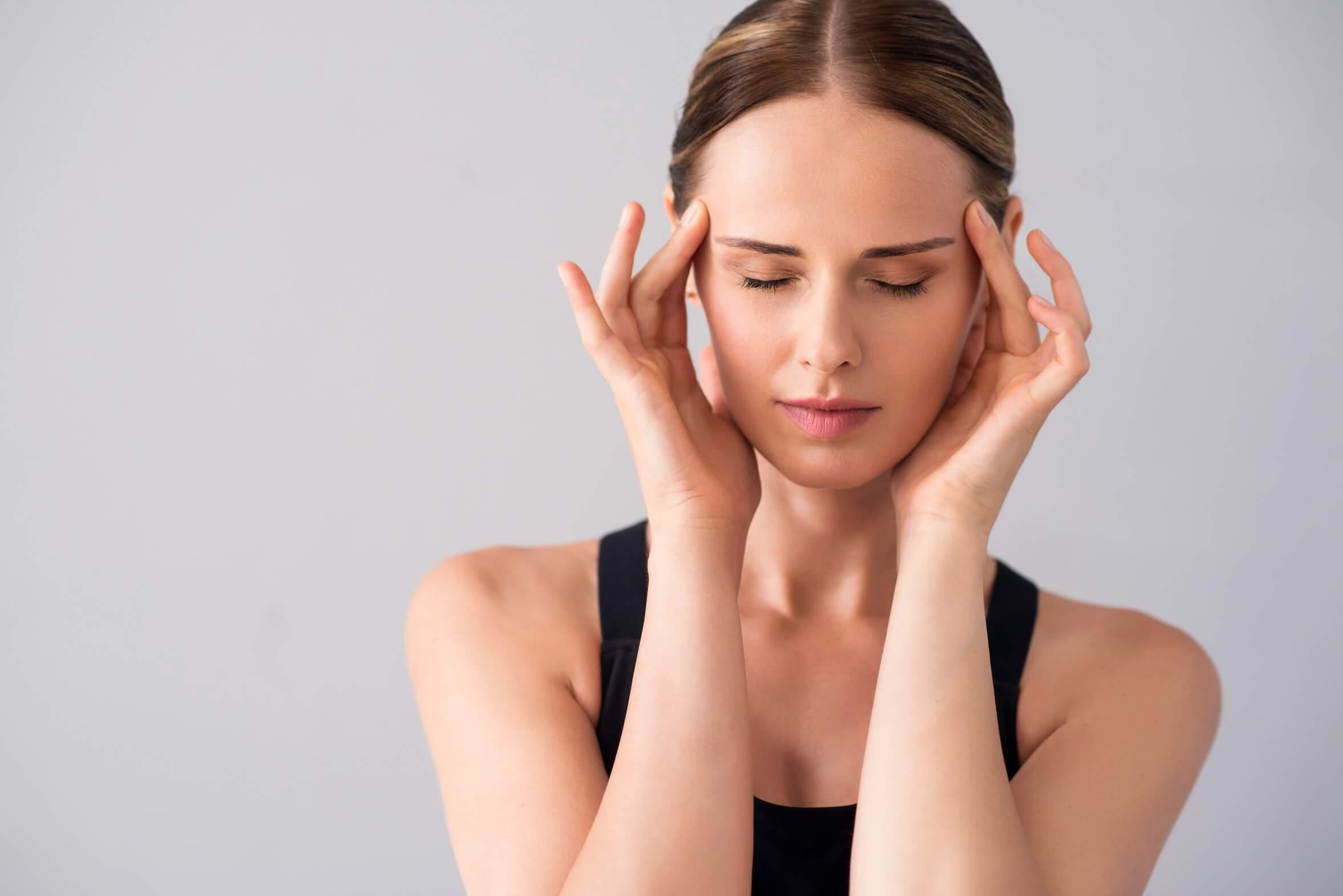 Gli oli essenziali che spengono la cefalea