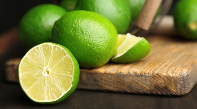 Gola e tonsille al sicuro con il lime
