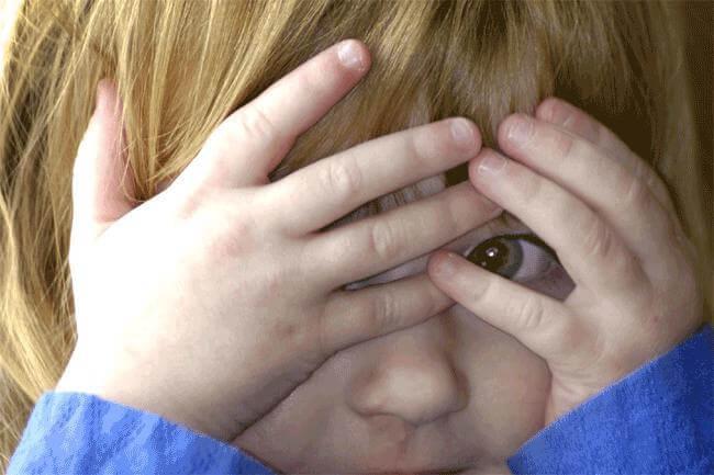 I figli timidi custodiscono tesori