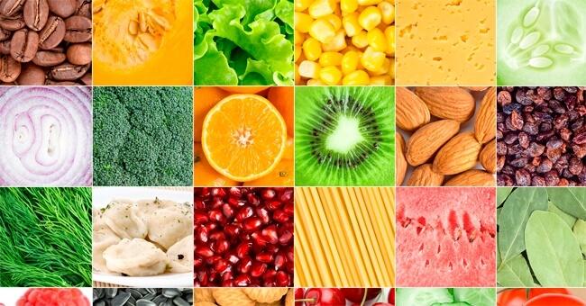 I sette alimenti che nutrono il cervello