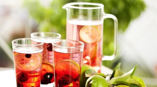 I succhi che vincono sete, fame e ritenzione