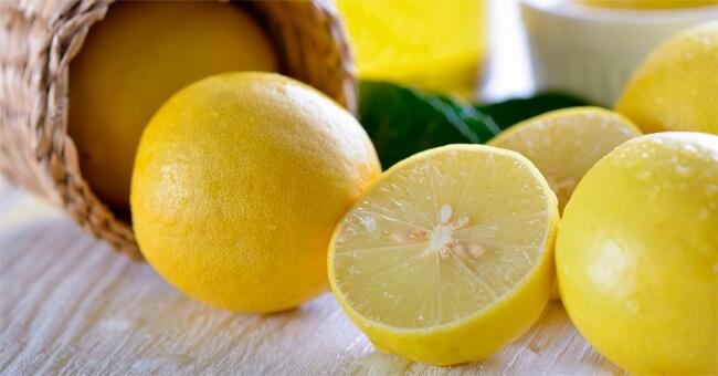mangiare il limone ti fa perdere peso