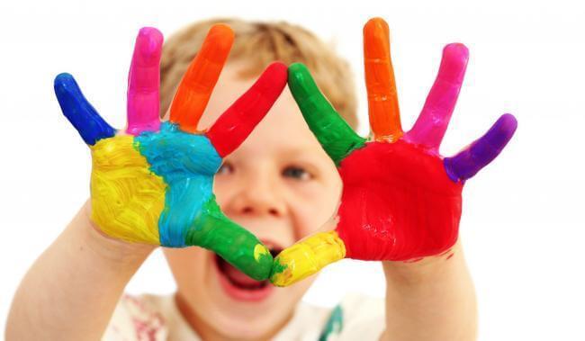 Il miracolo del disegno dei bambini