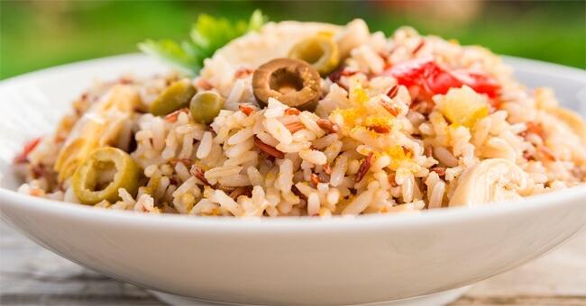 Insalata di riso, preparala così