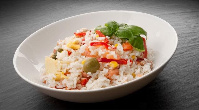Insalata di riso: un classico leggero