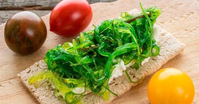 L'alga wakame aiuta la tiroide e regala energia