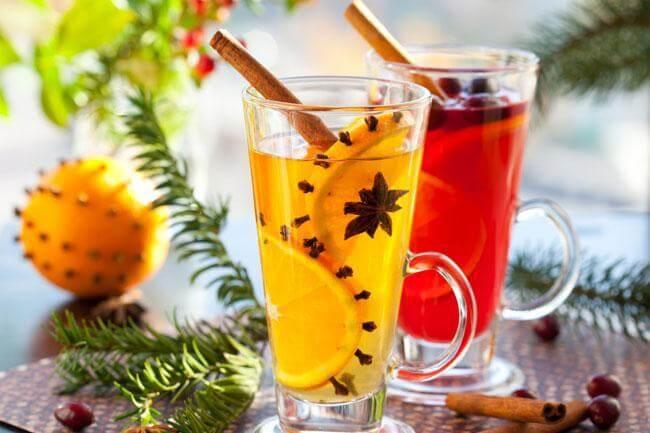 L'aperitivo di Natale che ti aiuta a mangiare meno!