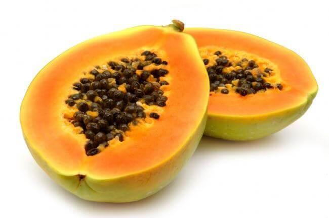 tè ai semi di papaia per dimagrire