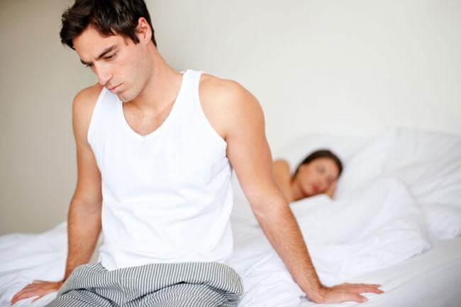 La fragilità del sesso forte