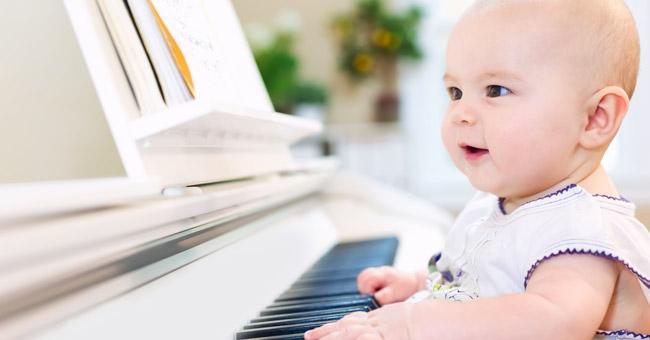 La musica fa bene ai bambini