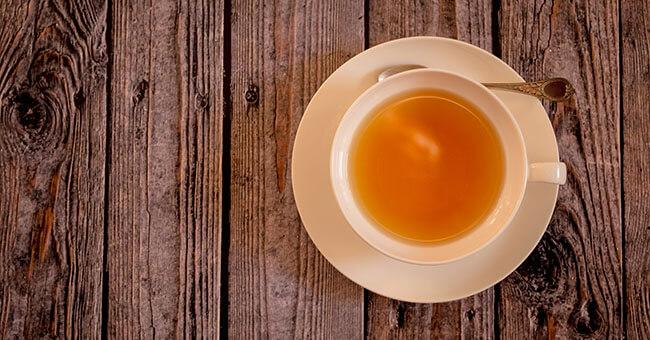 La tisana contro i disturbi gastrointestinali post-natalizi