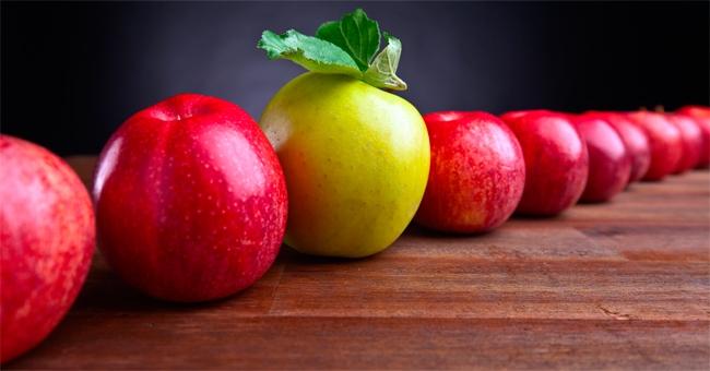 Le mele, un concentrato di sostanze antitumorali
