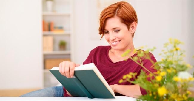 Leggere, la miglior terapia per il cervello