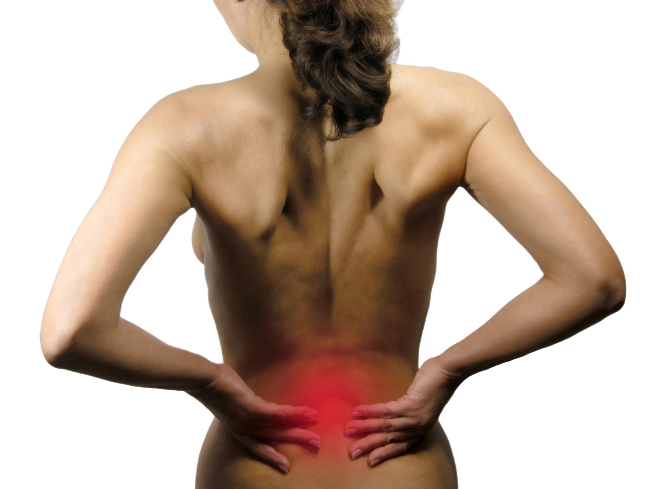 Omeopatia e mal di schiena, risultati incoraggianti