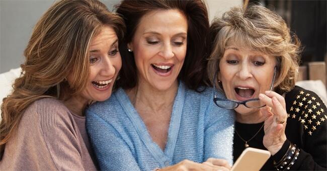 Menopausa: se la vivi bene la vita riparte alla grande
