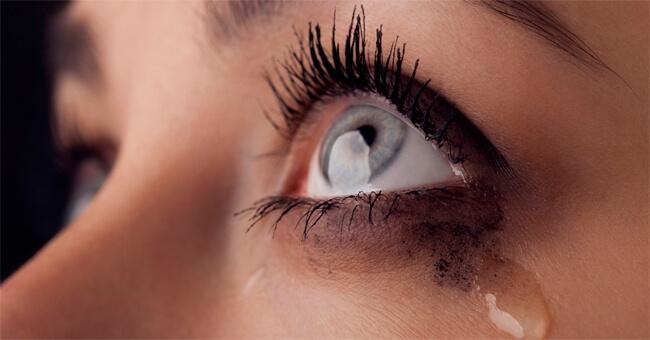 Non temere le lacrime: lavano l'anima