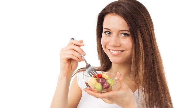 dimagrire mangiando frutta a pranzo