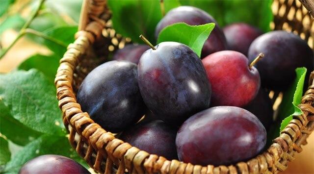 Prugne e uva, gli antifame di agosto