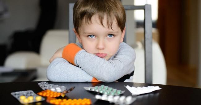 Psicofarmaci ai bambini? Diciamo NO!