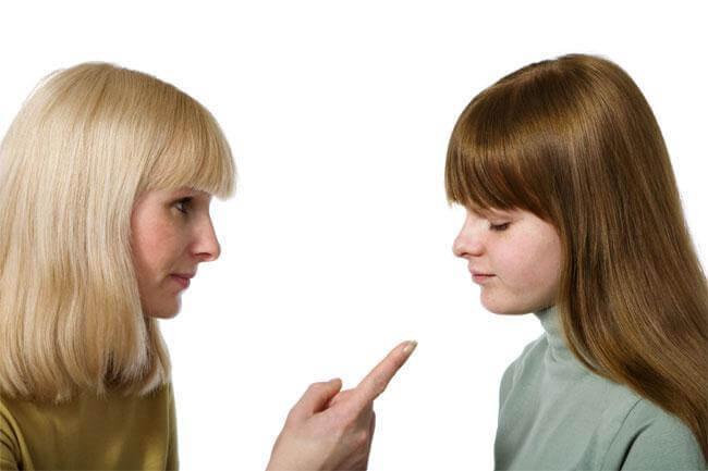 Punizioni ai bambini: le regole pratiche