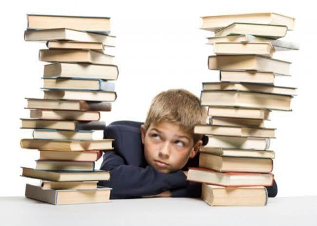 Rimedi naturali per il mal di scuola dei bambini
