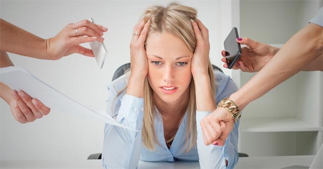 Sai che anche lo stress è contagioso?