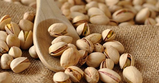 Se mangi pistacchi il tuo cuore ringrazierà