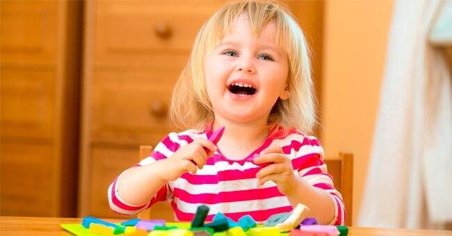 Stimoliamo la naturale manualità dei bambini