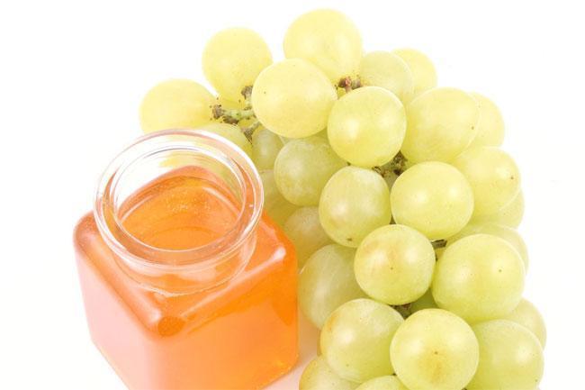 Succo d'uva e miele per un rientro sprint