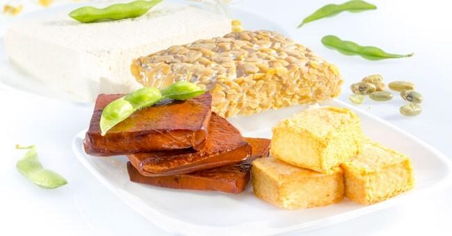 Tofu e seitan, ecco le proteine vegetali