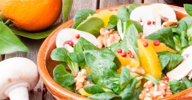 Valerianella, l'insalata con effetto detox