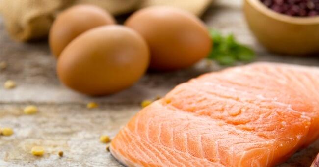 Vitamina D: scopri i cibi più ricchi