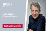 VIDEO Gli auguri di buona Pasqua di Raffaele Morelli