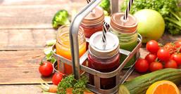 Elimina fino a 2 kg con una giornata di dieta liquida