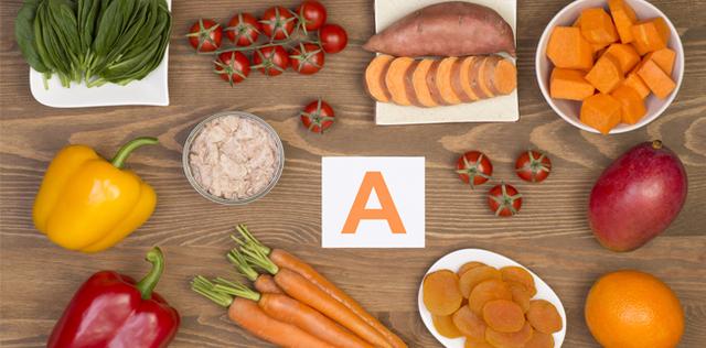 Vitamina A, le proprietà e i benefici che apporta