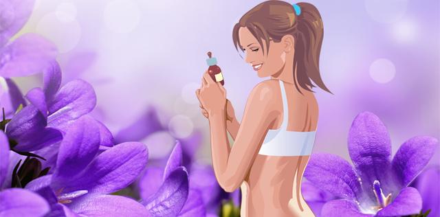 Respiro libero con l'olio essenziale di violetta