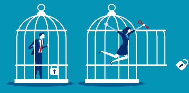 Troppo stress, poco piacere: come rompo la gabbia?