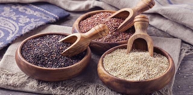 Quinoa: i chicchi senza glutine che combattono colesterolo e diabete