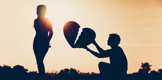 Delusione d'amore, come reagire?