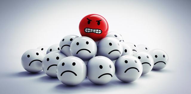 Attacchi d'ira: ecco cosa fare