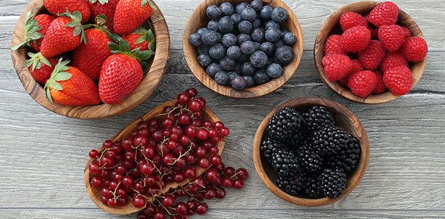 I frutti di bosco che spengono l'infiammazione