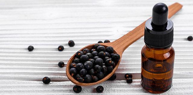 Depura i reni con solidago e olio essenziale di ginepro