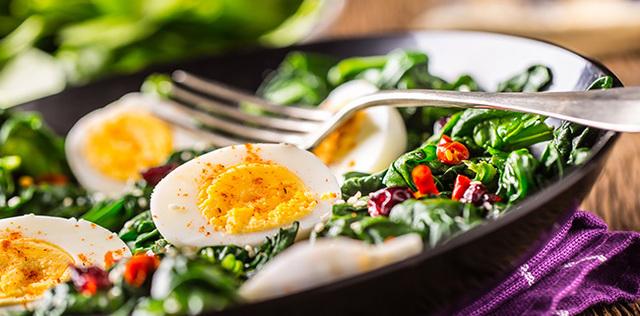 Uova: l'alleato in più per dimagrire