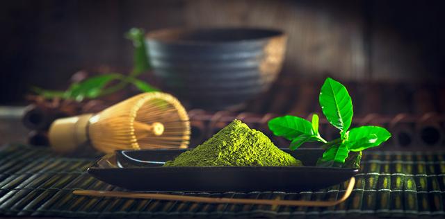 Scopri il té matcha, elisir di salute e longevità