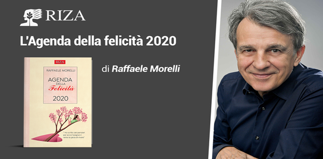 L'Agenda della felicità 2020 di Raffaele Morelli